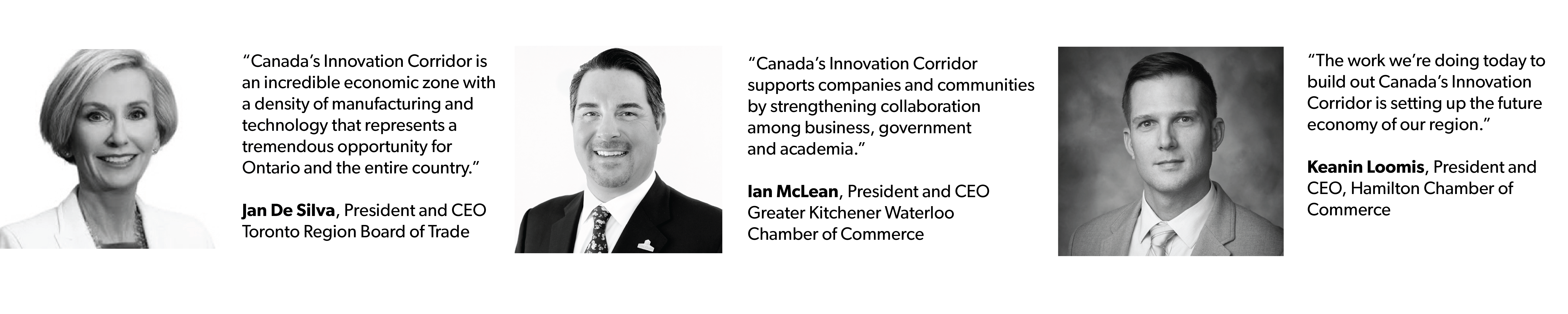 Canada\'s Innovation Corridor Summit  
